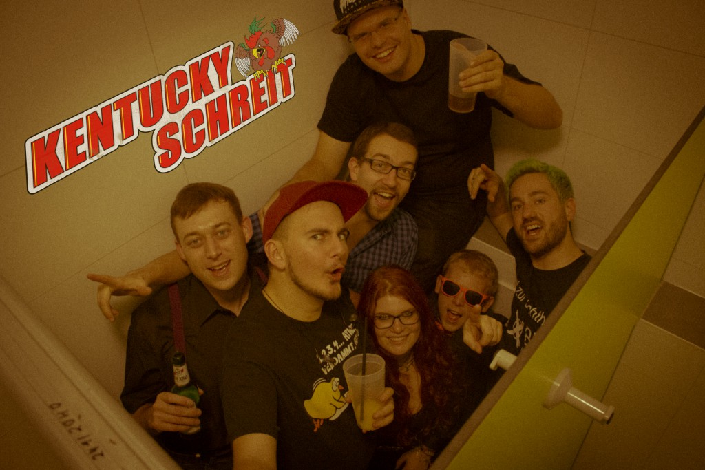 KENTUCKY SCHREIT - Bandfoto 2018